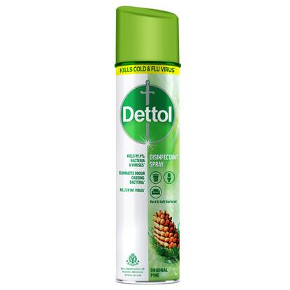 Picture of Dettol Disinfectant Spray 225ML/170G
