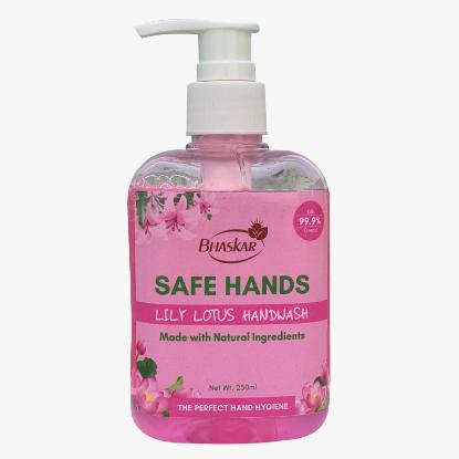 Picture of Safe Hands Lily Lotus Handwash 250ml
