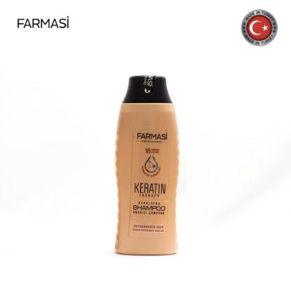 Picture of Farmasi Keratin Therapy Repairing Shampoo 400ml