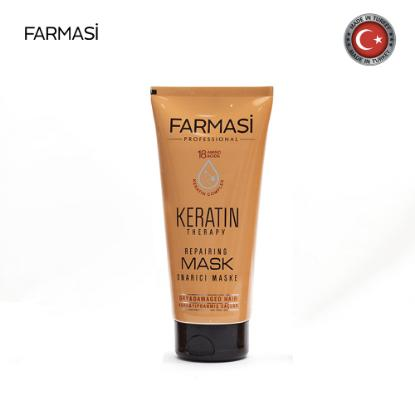 Picture of Farmasi Keratin Therapy Repairing Hair Mask 200ml