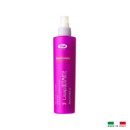 Picture of Lisap Ultimate 3 in 1 Spray 250ml (Heat Protector)
