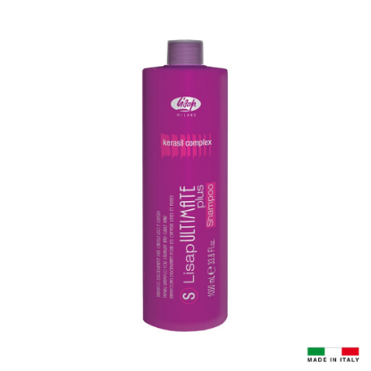 Picture of Lisap Ultimate Shampoo 1000ml (For Straight Hair)