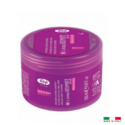 Picture of Lisap Ultimate Mask 250ml (For Straight Hair)