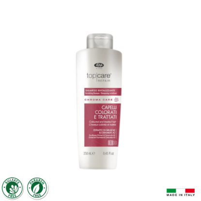 Picture of Lisap T.C.R. Chroma Care Revitalizing Shampoo 250ml (For Maintaining Color)