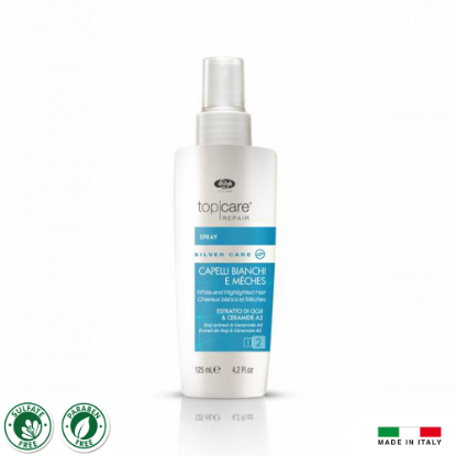 Picture of Lisap T.C.R. Silver Care Spray 125ml (No Yellow Spray)
