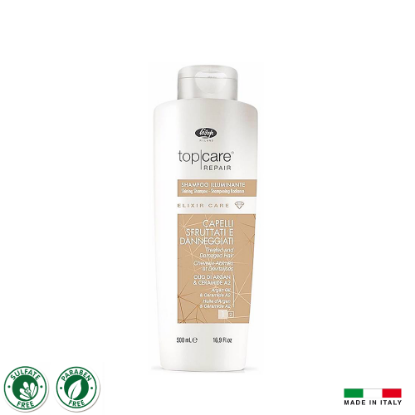 Picture of Lisap T.C.R. Elixir Care Shampoo 500ml (For Chemically Treated Hair)