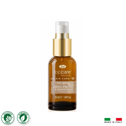 Picture of Lisap T.C.R. Elixir Care Oil 50ml (For High Shine + Repair)
