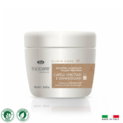 Picture of Lisap T.C.R. Elixir Care Mask 500ml (For Chemically Treated Hair)