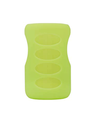 Picture of Dr. Brown's 9 oz WN Glass Bottle Sleeve - Lt Green