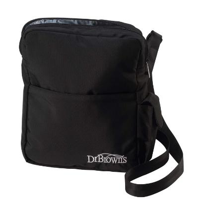 Picture of Dr. Brown's Bottle Tote, Black