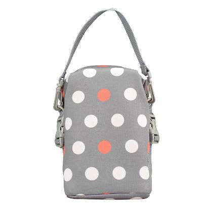 Picture of Dr. Brown's Bottle Tote, Polka Dot