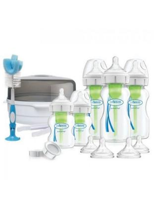 Picture of Dr. Brown's Deluxe Newborn Options+ Gift Set, PP