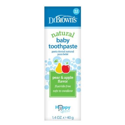 Picture of Dr. Brown's Happy Teeth Fluoride-Free Toothpaste