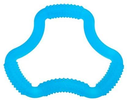 "Picture of Dr. Brown's Flexees ""A"" Shaped  Teether Assorted"