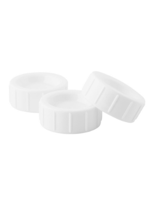 Picture of Dr. Brown's Narrow-Neck Baby Bottle Storage/Travel Cap, 3-Pack