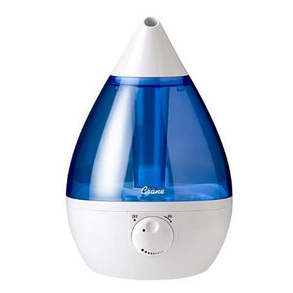 Picture of Crane Drop Shape Humidifier Blue/White (EE-5301)