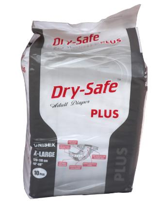 Picture of Dry Safe Plus Adult Diaper XL