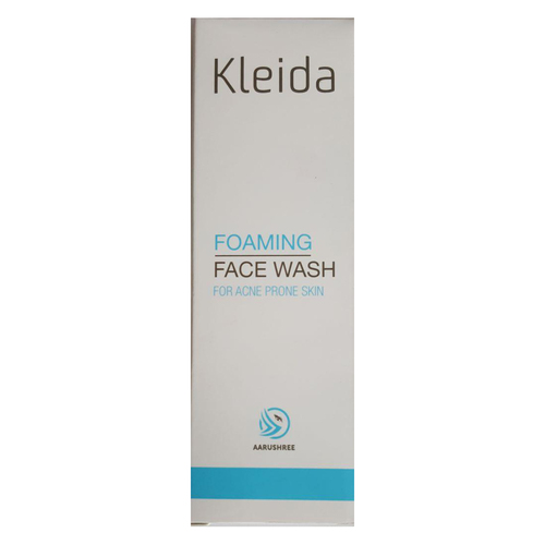 Picture of Kleida Foaming Face Wash