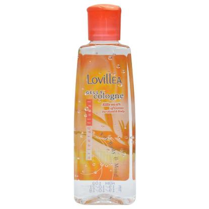 Picture of Lovillea Gelly Cologne Oriental Floral 100ml