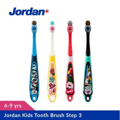 Picture of Jordan Kids Tooth Brush Step 3, ( 6-9 yrs )