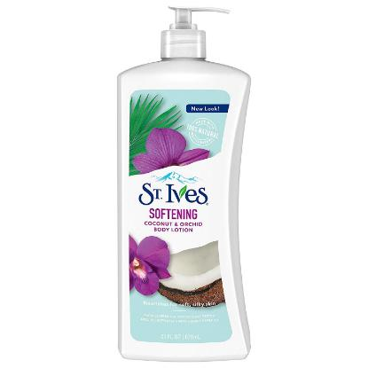 Picture of St. Ives Softening Coconut & Orchid Body Lotion 621ml