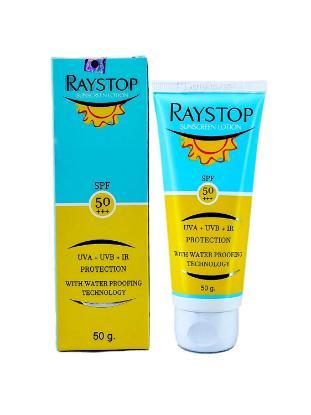 Picture of Raystop Sun Screen Lotion SPF 50 - 50gm