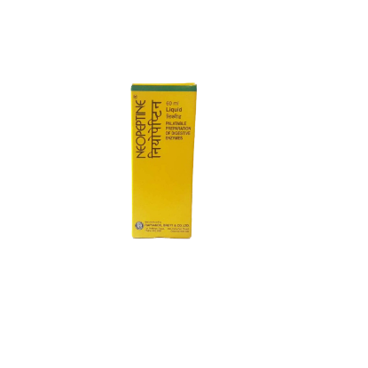 Picture of Neopeptine Syrup 60ml 'Bottle