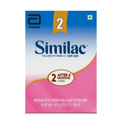 Picture of Similac Stage 2 Formula