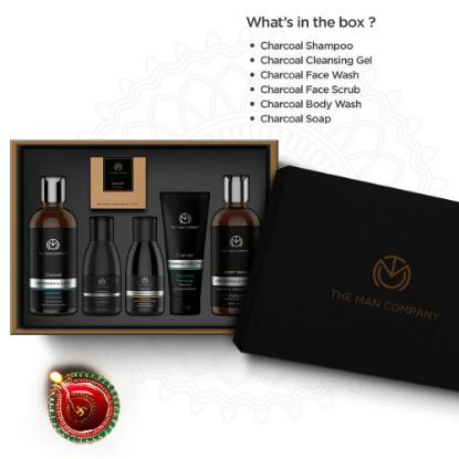 Picture of The Man The Charcoal Gang Gift Box