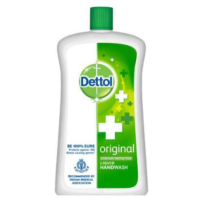 Picture of Dettol Refil Pack Original 900ML