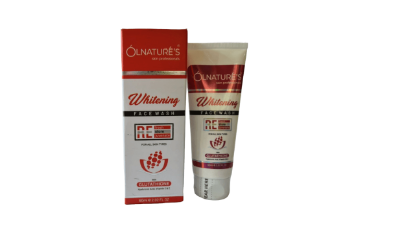 Picture of Olnatures Whitening Face Wash 60 gm
