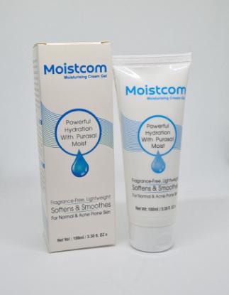 Picture of Moistcom Moisturising Cream Gel 100ml