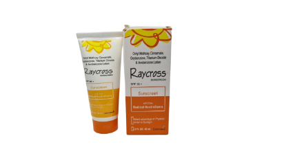 Picture of Raycross Sunscreen SPF 30