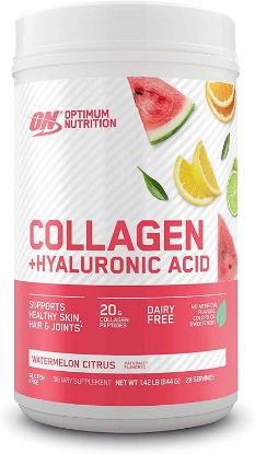 Picture of ON Collagen Hyaluronic Acid 1.42 lbs 28 Servings