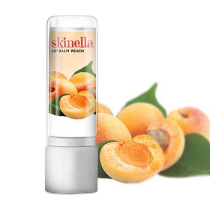 Picture of Skinella Peach Lip balm, 3.6gm
