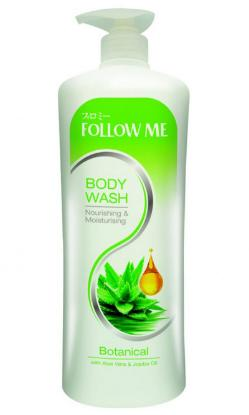 Picture of Follow Me Body Wash Botanical 1 ltr