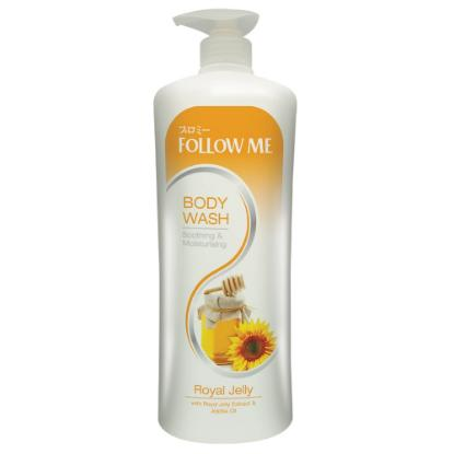Picture of Follow Me Body Wash Royal Jelly 1 Ltr