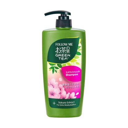 Picture of Follow Me Green tea Shampoo Soft and Smooth 650ml