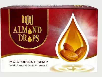 Picture of Bajaj Almond Soap 125gm