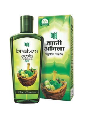 Picture of Bajaj Brahmi Amla Oil 100ml