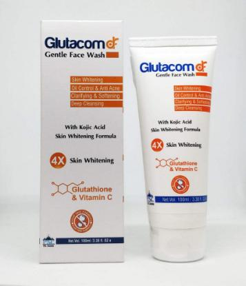 Picture of Glutacom Gentle face wash-100ml