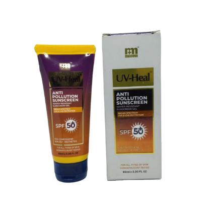 Picture of UV-Heal SPF 50 Gel based