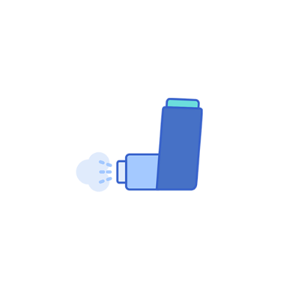 Picture of Beclate-200 Inhaler 200 Md