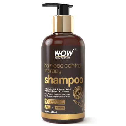 Picture of Wow Skin Science Hair Loss Control Therapy Shampoo 200ml