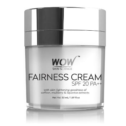Picture of Wow Skin Science Fairness Cream Spf 2Opa ++ 50ml