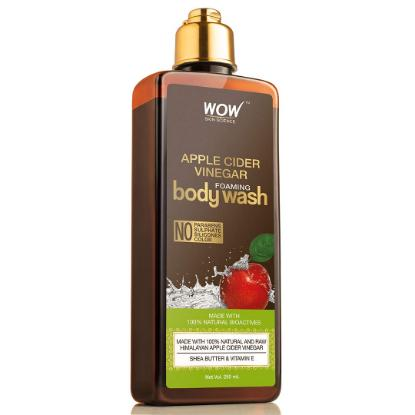 Picture of Wow Skin Science Apple Cider Vinegar Foaming Body Wash 250ml