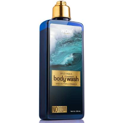 Picture of Wow Skin Science Wild Aqua Foaming Body Wash 250ml