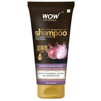 Picture of Wow Skin Science Onion Oil Shampoo 200ml