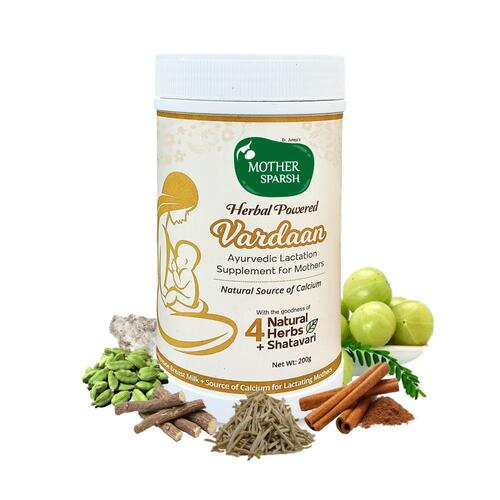 Picture of Mother Sparsh Vardaan Ayurvedic Lactation Supplement 200gm