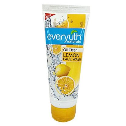 Picture of EVERYUTH Oil Clear Lemon Face Wash 50GM